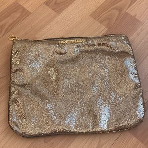 Victoria's Secret clutch with mirror